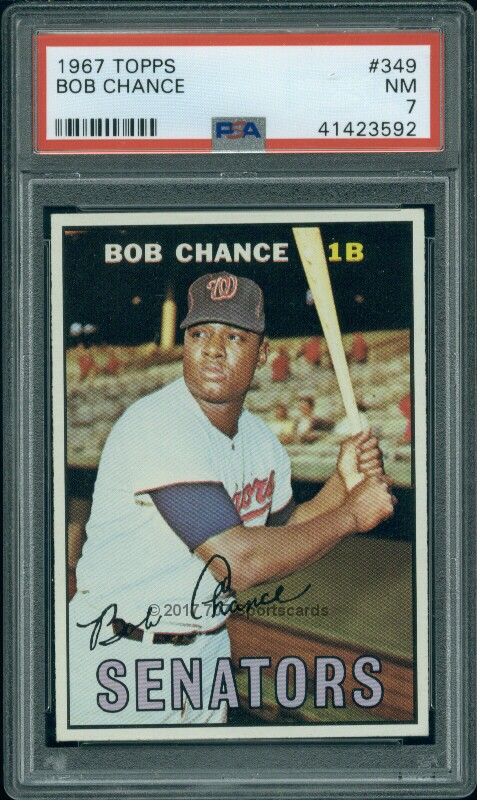 1967 Topps 1to7